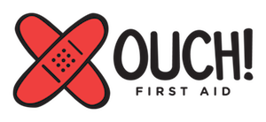 Ouch First Aid logo