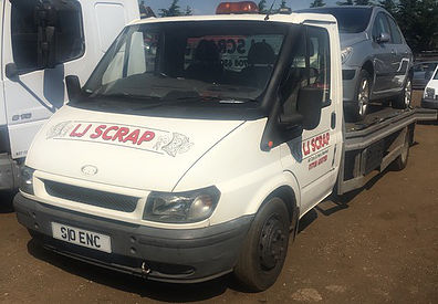 Essex Car Recyclers LJ Scrap