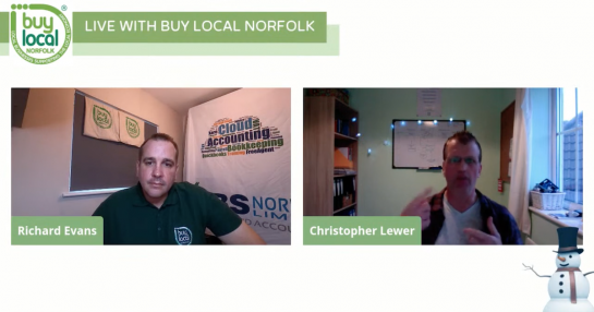 Buy Local Norfolk Christmas Expo 2020